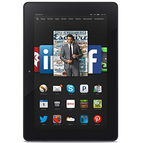 "Fire HDX 8.9 Tablet, 8.9"" HDX Display, Wi-Fi, 16 GB - Includes Special Offers"