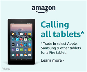 Fire Tablets Trade-In: 3P Tablets
