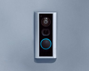Replace your peephole with smart security