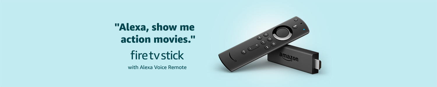 """Alexa, show me action movies."" 