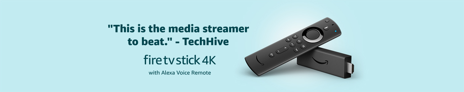 """""""This is the media streamer to beat."""" -TechHive 