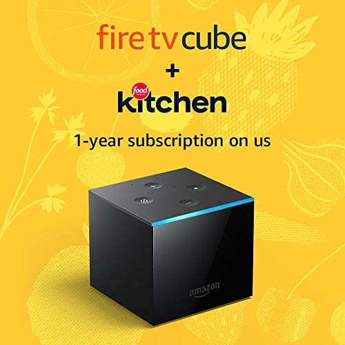 Fire Cube + Food Network Kitchen