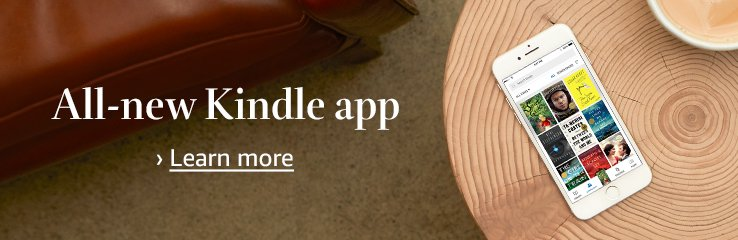 All-new Kindle app