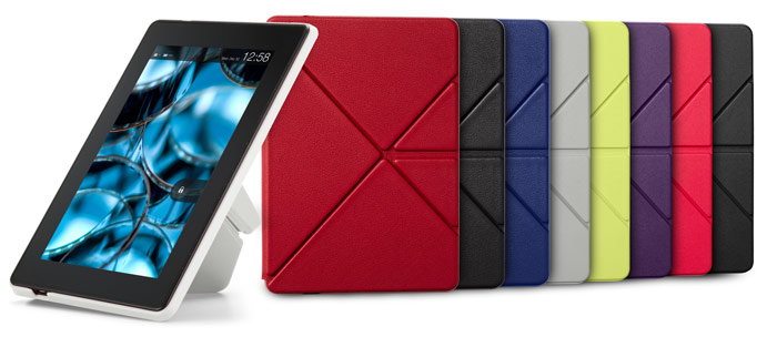 Amazon Kindle Fire HD Standing Leather Origami Case (will only fit Kindle Fire HD 7