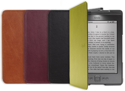 Kindle cover, read comfortably with one hand