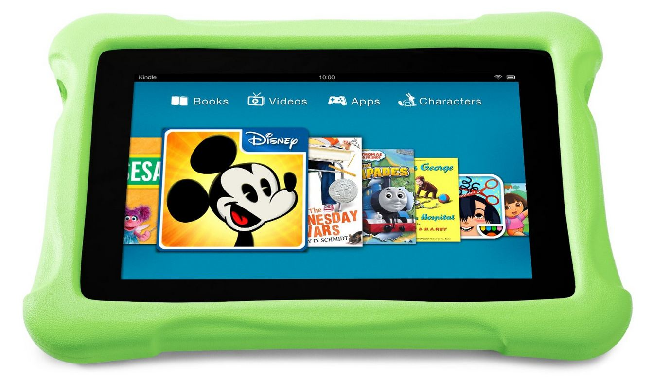 164844d7b22f Amazon.com: Kindle FreeTime Kid-Proof Case for the Kindle Fire ...