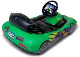 CTA Digital Teenage Mutant Ninja Turtles Inflatable Sports Car for Kindle Fire