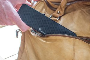 Dash a slips easily into your travel bag.