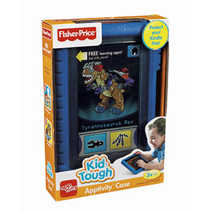 Kid-Tough™ Apptivity™ Case Blue