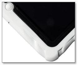 Gumdrop Cases Drop Tech Series Case for Apple Device, White-Black Product Shot