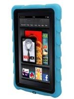 Gumdrop Cases Drop Tech Series Case for Kindle Fire, Blue