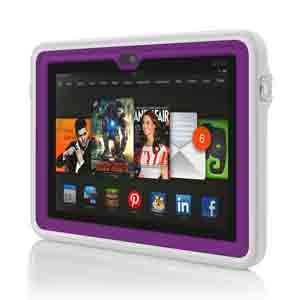 ATLAS® Waterproof Case for Amazon Kindle Fire HDX Features