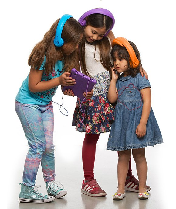 headfoams foam headphones for kids