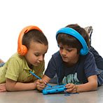 protects developing ears
