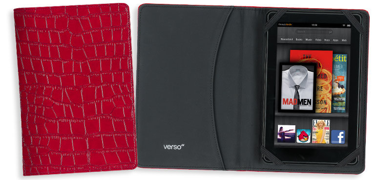 Verso Darwin Cover for Kindle Fire and Kindle Keyboard