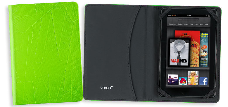 Verso OMG! Cover for Kindle Fire and Kindle Keyboard