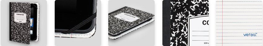 Verso Scholar E-Reader Cover for Kindle Fire HD 7
