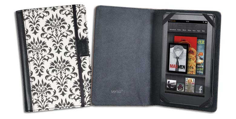 Verso Versailles Cover for Kindle Fire and Kindle Keyboard