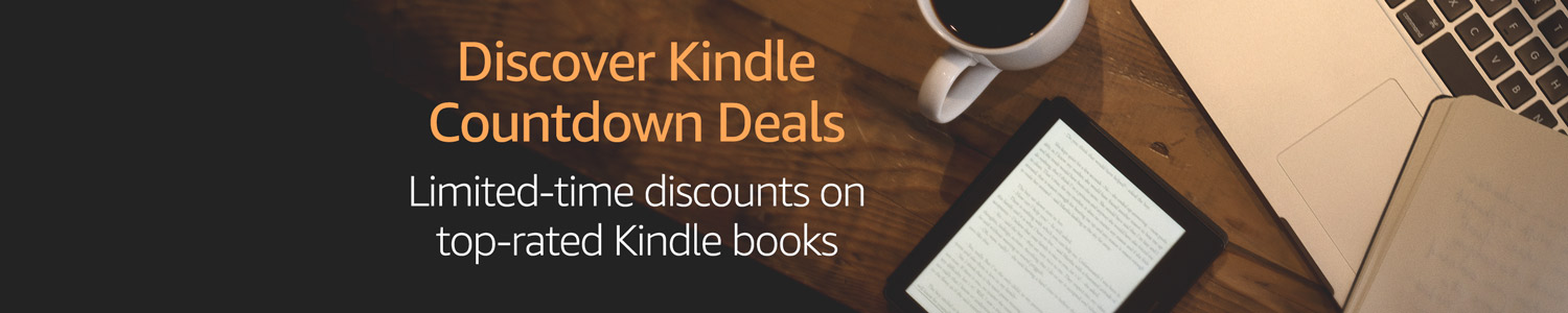 Discover Kindle Countdown Deals