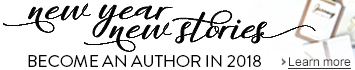 Become an author in 2018