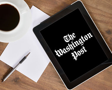 3 months of The Washington Post for $0.99