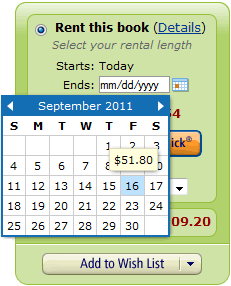 Select your rental dates>       </td>     </tr>     <tr>        <td style=