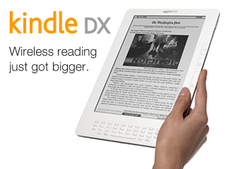 Kindle DX Wireless Reading Device (9 7