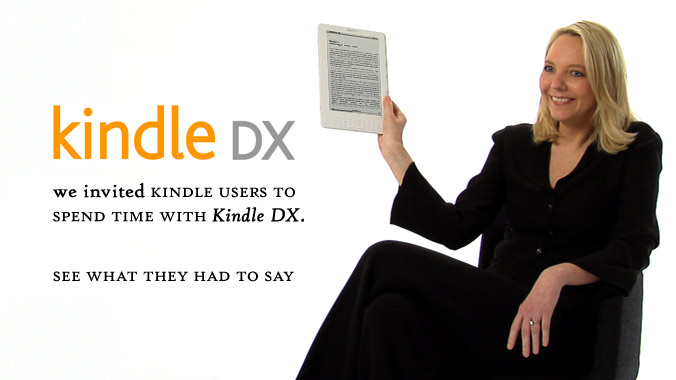 Kindle DX Wireless Reading Device, Free 3G, 9 7