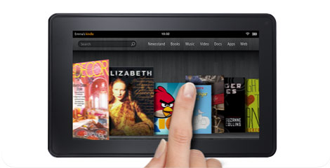 Amazon Now Sells Refurbished Kindle Fires With Full 1 Year Warranty, $169