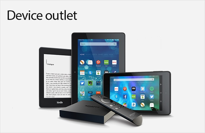 Device outlet