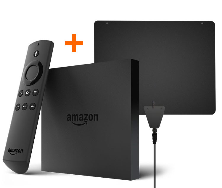 Fire TV + HD Antenna Bundle