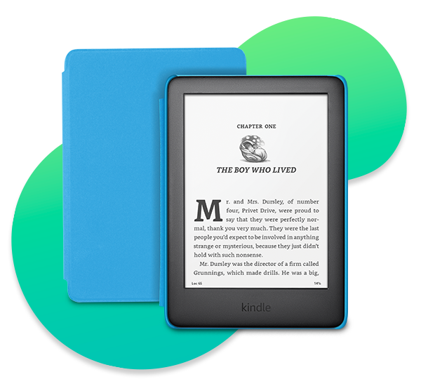 Amazon Kids+ on Kindle