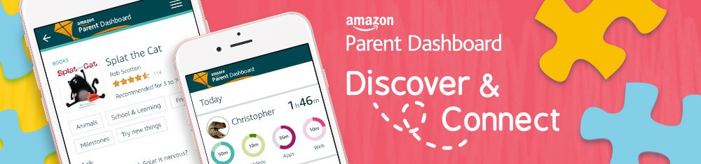 Amazon Parent Dashboard