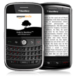 Image of Kindle for Blackberry