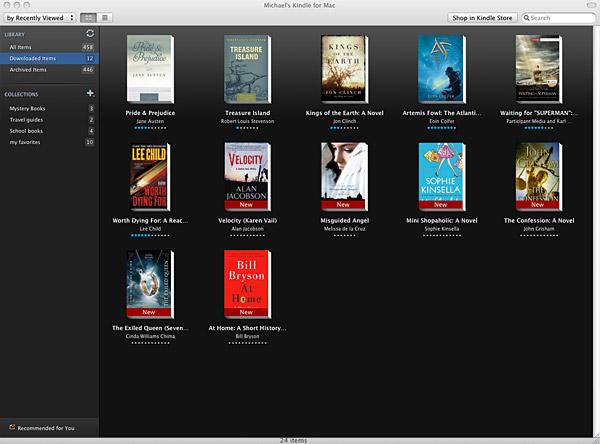 Amazon com: Kindle for Mac App Store - Read Kindle ebooks on your Mac