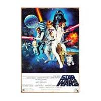 Star Wars Heavy Gauge Sign