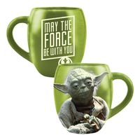Star Wars Yoda, 18-Ounce Mug