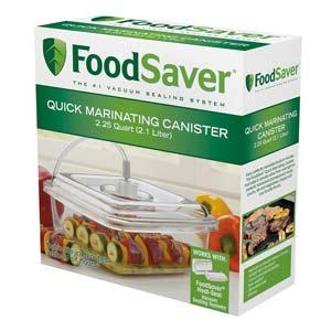 FoodSaver Quick Marinator
