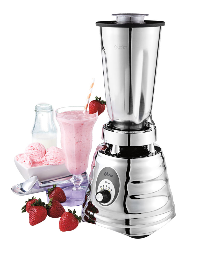 Oster Classic Beehive Blender ~ Amazon oster piece kitchen center chrome
