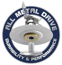All-metal drive system