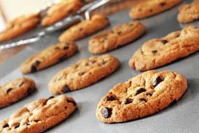 Bake homemade cookies