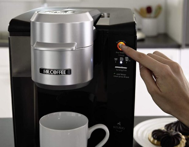 Amazon Mr Coffee Single Serve