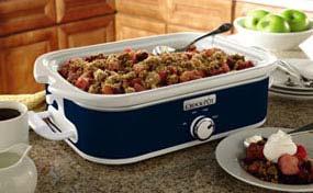 Crock-Pot Casserole Crock Slow Cooker