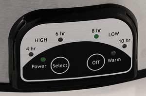 Digital pre-set controls