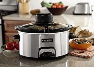 Crock-Pot iStir Slow Cooker
