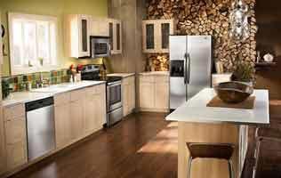 Amana 25.1 cu. ft. capacity French Door Refrigerator
