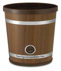 Wood veneer bucket