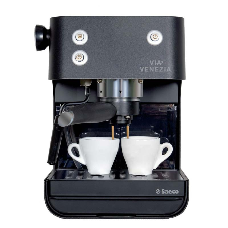 Via venezia manual espresso machine ri9366/47   saeco.