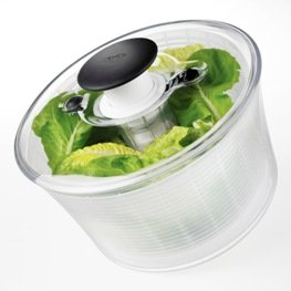 New OXO Salad Spinner