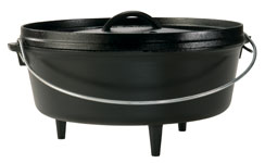 L10CO3 Camp Dutch Oven - 4 Quart